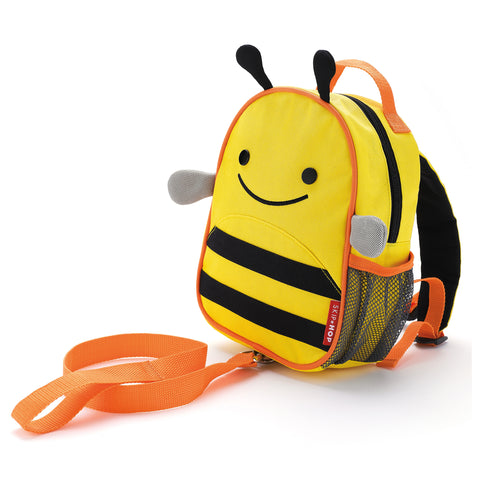 Skip Hop zoo safety harness bee bagpack