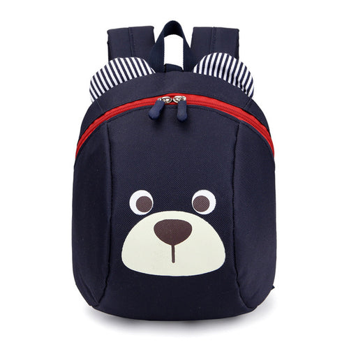 Toddler Kindergarten Dog School Backpack