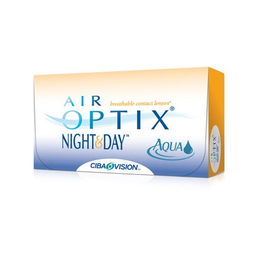 Air Optix Night & Day Aqua (3 Lenses Per Box)