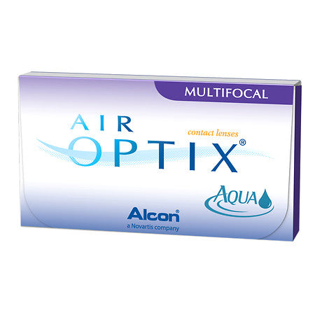 Air Optix Multifocal (3 Lenses Per Box)