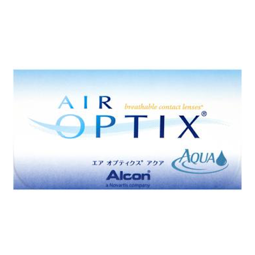 Air Optix Aqua (6 Lenses Per Box)