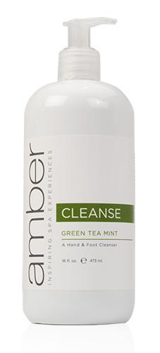 Cleanse Green Tea Mint 16 oz