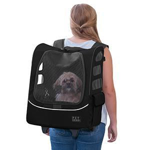 I-GO Plus Traveler Carrier Car Seat Backpack