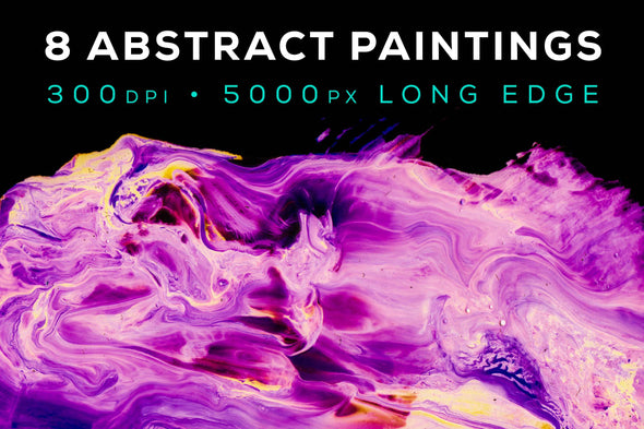 Abstract Paint, Vol. 2