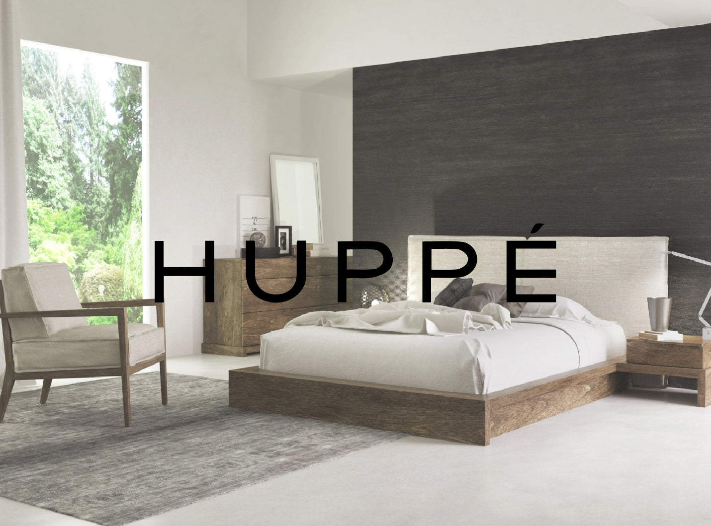 Huppe Furniture collection at Grayson Home