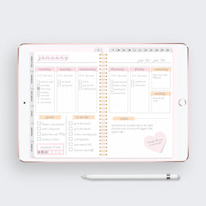 Digital Bullet Journal
