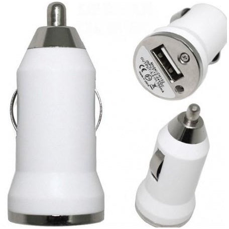 USB Car Chargers Single Port 24ct. Bag