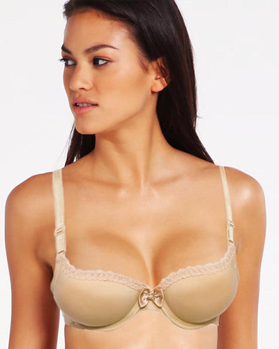 Daifuren 1158 Skin Pushup Bra - Bridal Collection - Underwired Double Padded Bra