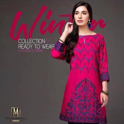 MAUSUMMERY COTTON SUIT - Replica - Unstitched