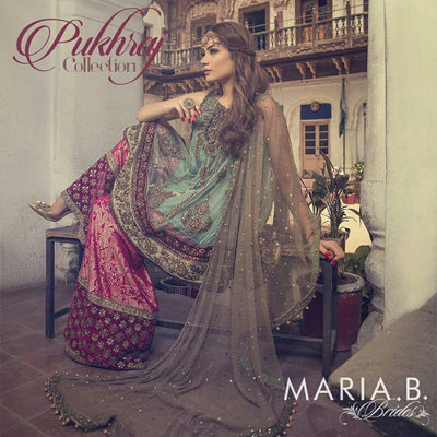 Maria B Pukhraj Collection - Replica - Unstitched