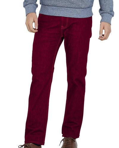 Dressman Branded Red Jeans for Mens - Original Dressman Brand