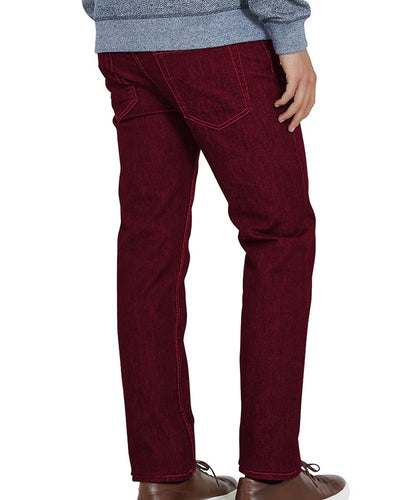 Branded Dressman Red Jeans for Mens - Original Dressman Brand