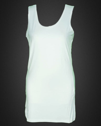 Plain Stretchable Camisole For Women - Peach Color - 830