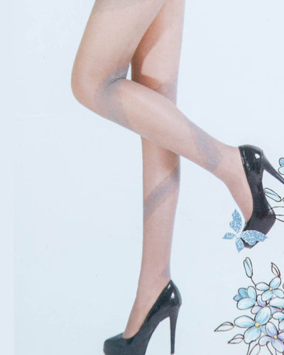 Dishini Sexy Leg Stocking - Fashion tights Full Leg Stocking - Da2106