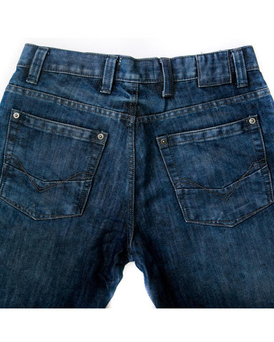Paper Denim Branded Blue Jeans For Men - JD1004 Slim Fit Jeans for Men