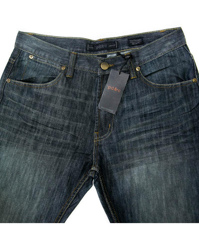 Paper Denim Branded Blue Jeans For Men - JD1042 Slim Fit Jeans for Men
