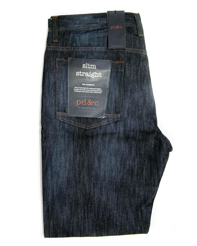 Paper Denim Branded Blue Jeans For Men - JD1043 Slim Fit Jeans for Men