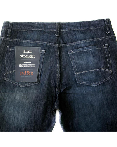 Paper Denim Branded Blue Jeans For Men - JD1049 Slim Fit Jeans for Men