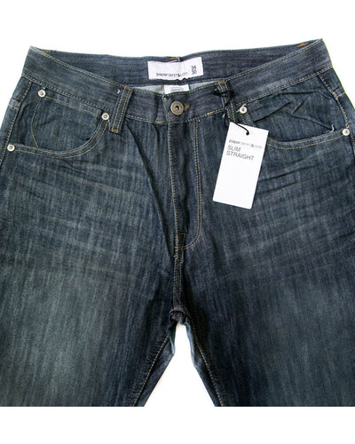 Paper Denim Branded Blue Jeans For Men - JD1050 Slim Fit Jeans for Men