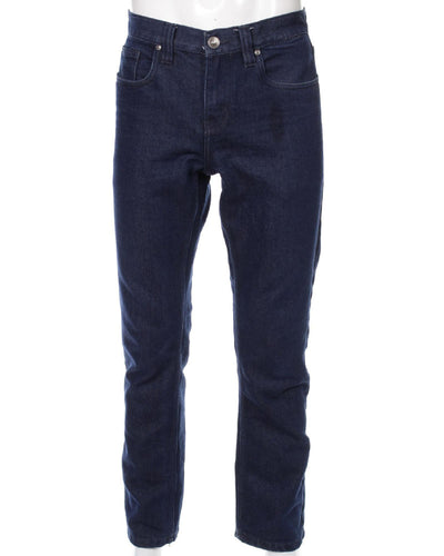 Branded IDENTIC Jet Blue Denim Jeans for Men - ORIGINAL IDENTIC BRAND