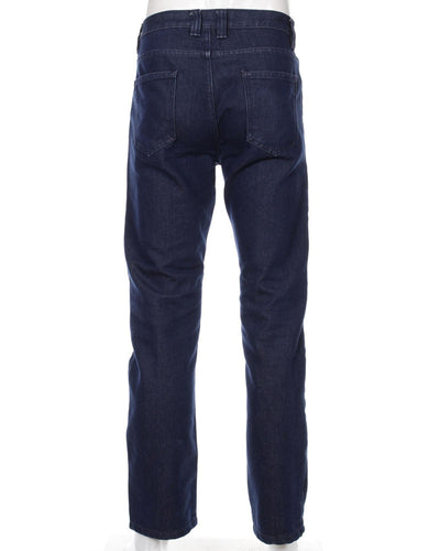 Branded Jet Blue Denim Jeans By IDENTIC for Men - ORIGINAL IDENTIC BRAND