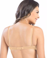 Sonari Catwalk Bra - Skin - Non Padded Non Wired - Imported Bra - Bras - diKHAWA Online Shopping in Pakistan