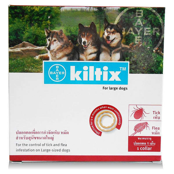 Bayer Killtix For Large Dogs
