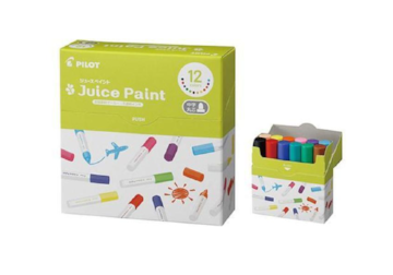 Juice Paint Marker (Medium Point, 12-color/set) - The Tree Stationery & Co. 大樹文房
