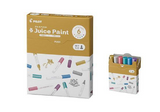 Juice Paint Marker (Metallic, 6-color/set) - The Tree Stationery & Co. 大樹文房