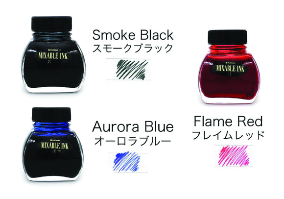Fountain Pen Mixable Ink Bottle (60cc) - The Tree Stationery & Co. 大樹文房