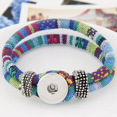 Bohemian Multi-color Bracelet - Crateen