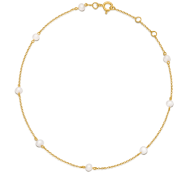 Pearl Quest Anklet