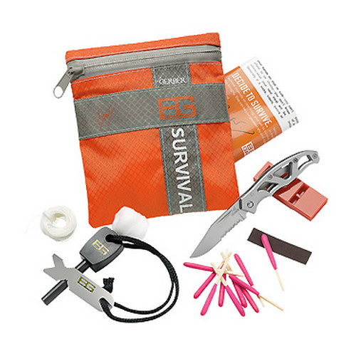 Gerber Blades Bear Grylls Series Basic Survival Kit - Herrlof