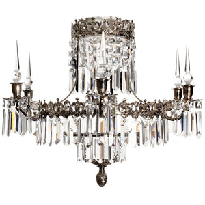 Swedish style bathroom chandelier IP44