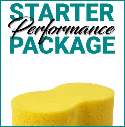 Starter Performance Package Valet Car Cleaning - New Image Car Care Limited