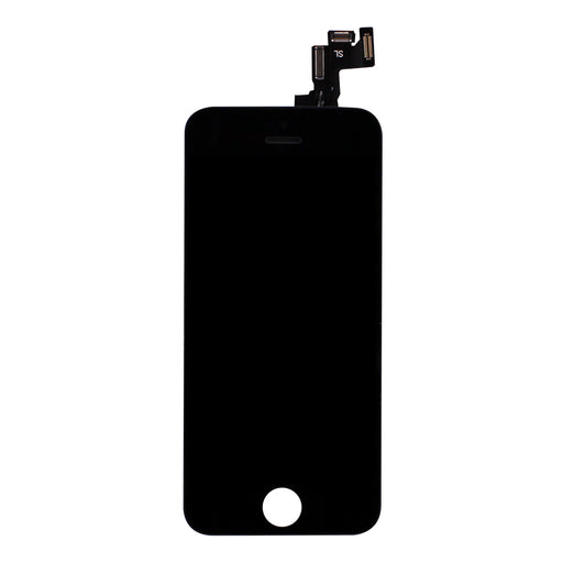 Black iPhone 5C Front LCD Only