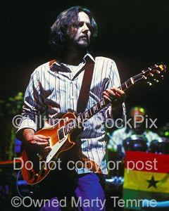 Photos of Marc Ford of The Black Crowes and Ben Harper in Concert by Marty Temme