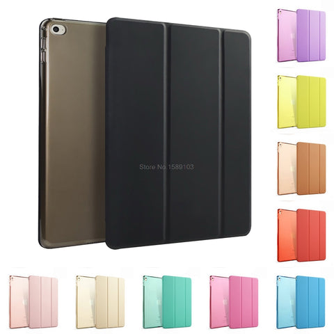 Leather Slim fit case for iPad mini