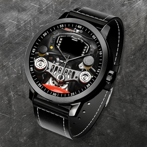 Ducati Premium Leather Watch