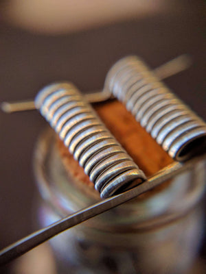 Interstellar Vaping Handmade Coil Series Fused Clapton Coil