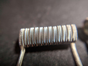 Interstellar Vaping Handmade Coil Series Tri-Core Alien Clapton Coil