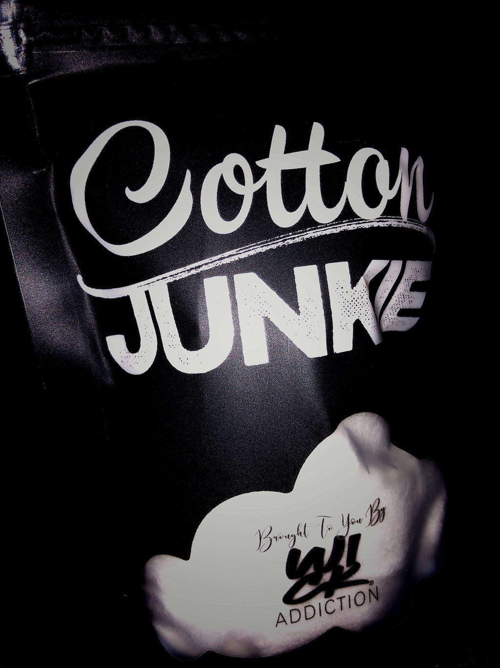 Wick Addiction Cotton Cotton Junkie by Wick Addiction