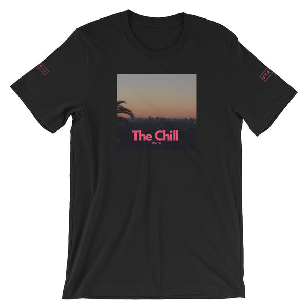 [ The Chill (Part 1) ] Limited Edition Tee - Black - FTATEHIG
