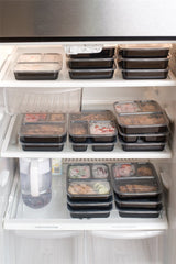Image of 3 Compartment Food Storage Containers