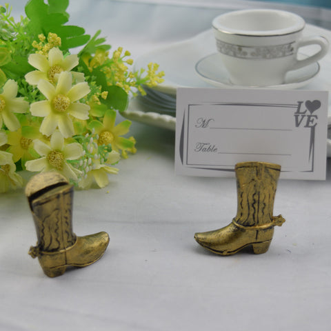 Place Card Holders for Your Western-Themed Event - 200 Pieces