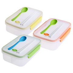 Image of 3 Lunch Box Container Storage