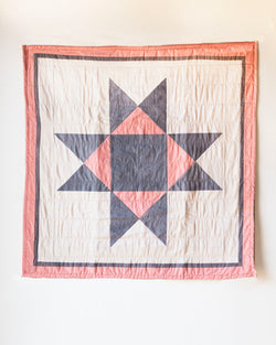 Rancho Quilting Natural Dye Quilt