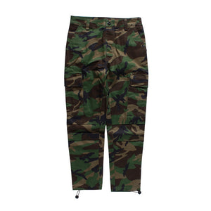 Camo Cargos in 8 Variants