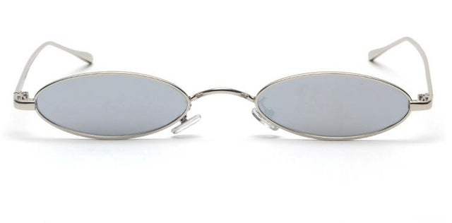 Retro Small Oval Shades