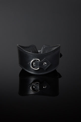 Servage Classic Leather Posture Collar - High